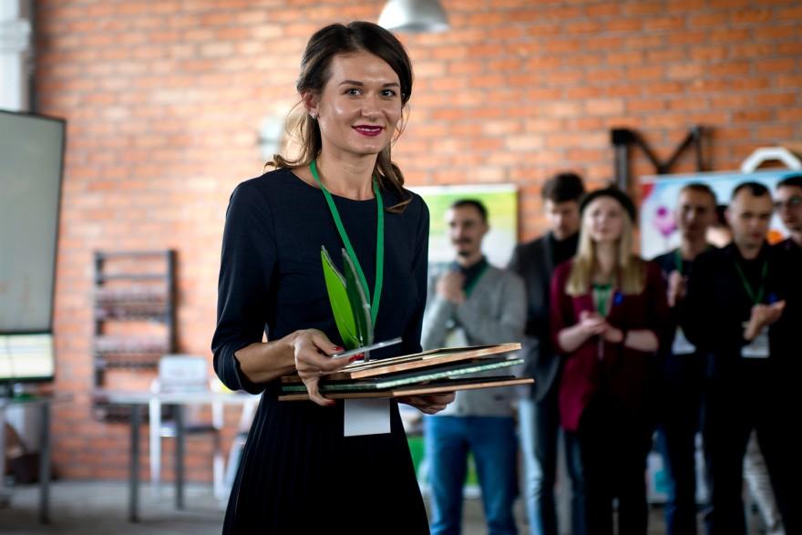 """IT-проект """"Е3"""" занял третье место в конкурсе эко-стартапов Belarus Green Awards 2020"""