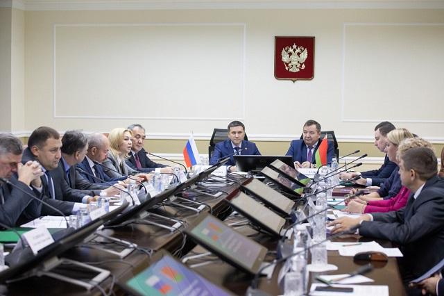 Заседание коллегий природоохранных ведомств Беларуси и России