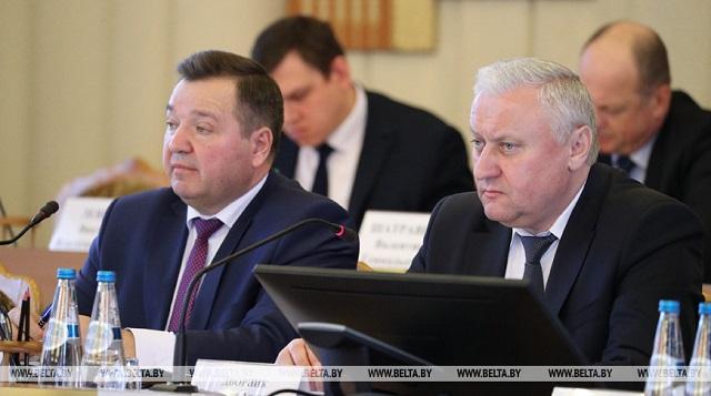 14 февраля состоялось заседание итоговой коллегии Министерства природных ресурсов и охраны окружающей среды