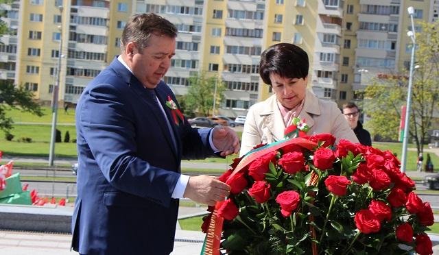 Акция «Беларусь помнит. Помним каждого»
