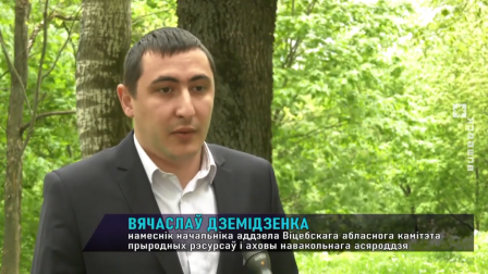 В Витебской области борются с борщевиком Сосновского
