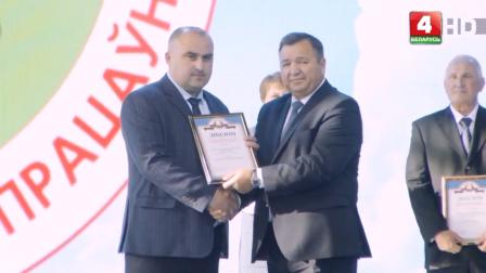 Андрей Худык принял участие в областном фестивале-ярмарке «Дажынкi-2020»