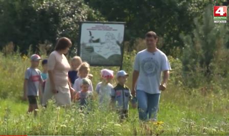 Экологическое воспитание в деревне Потеряевка [Могилев]