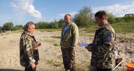 """Акция \""""Отдых без вреда природе\"""" в Мозырском районе"""