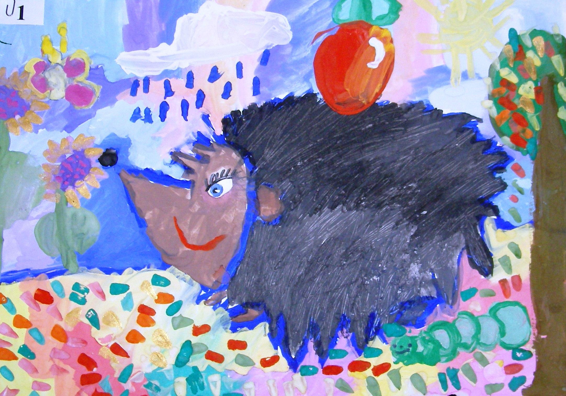 Республиканский конкурс на лучший детский рисунок на экологическую тематику